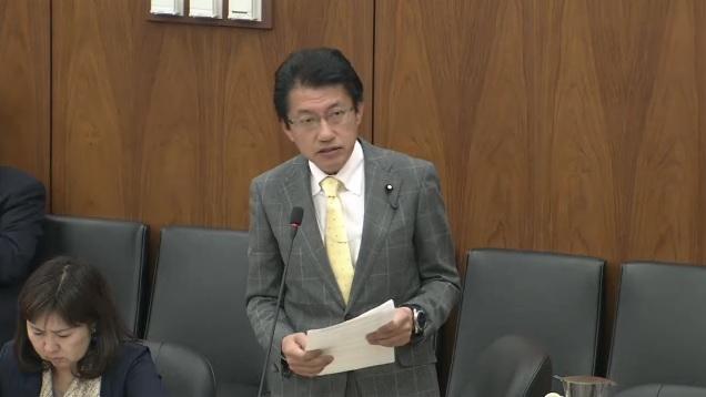 田村議員 4月17日、環境委員会