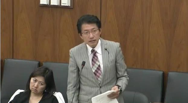 5月23日 農水委 参考人質疑