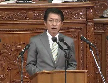 TPP問題 田村衆院議員の反対討論、18日、衆院本会議②