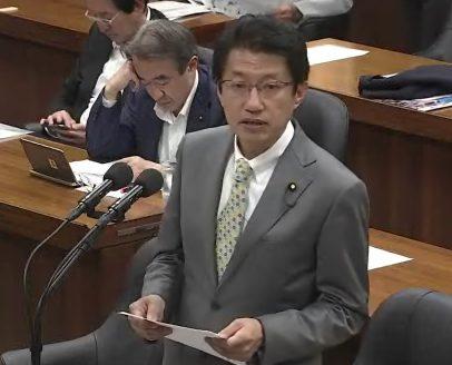 5月18日 環境委員会 気候変動、九電リーフ