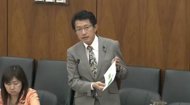 森林経営管理法の新たな問題について=16日、農水委
