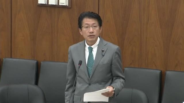 農林水産委員会 5月15日 田村議員