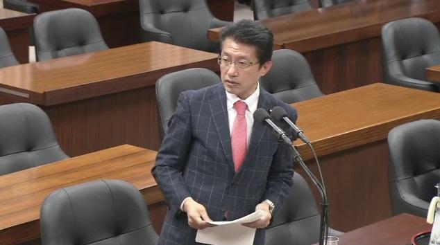 予算委第8分科会 日田彦山線復旧 田村質問20180223