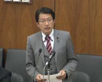 11月28日 漁業法で反対討論
