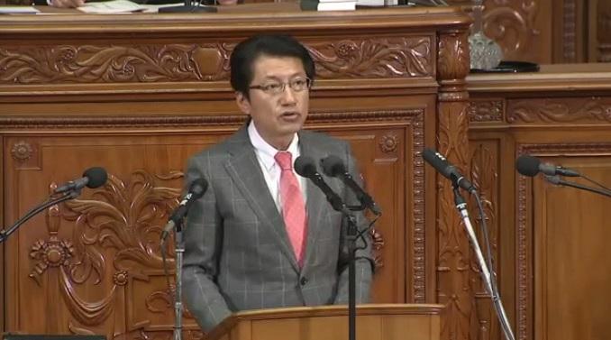29日 漁業法で反対討論 田村議員 本会議