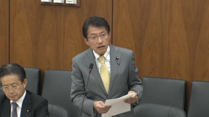 田村衆院議員 11月14日 農水委員会②