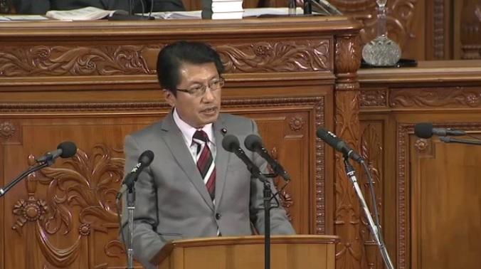 漁業法改悪問題について 田村衆院議員 11月15日 本会議