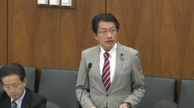26日 田村議員が漁業法で参考人質疑