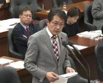 脱石炭火力、プラゴミ、水俣病患者と向き合わない環境省 3月12日、環境委 (2)