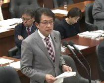 脱石炭火力、プラゴミ、水俣病患者と向き合わない環境省 3月12日、環境委 (1)