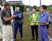 台風被害調査 千葉県