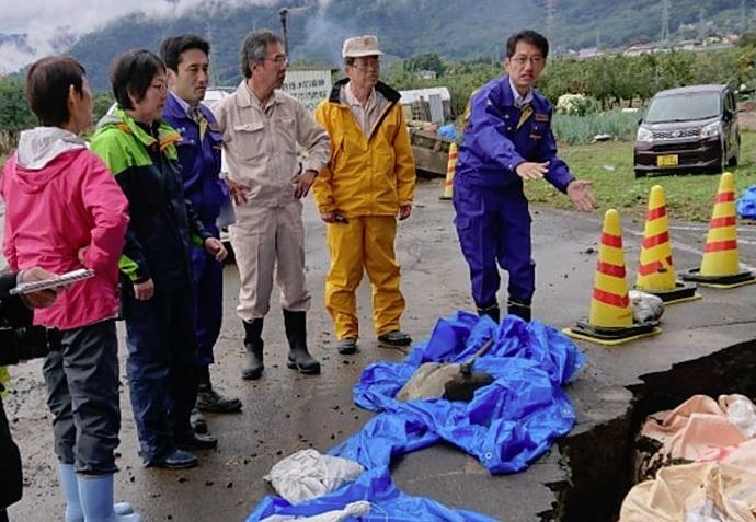 長野県 災害調査2