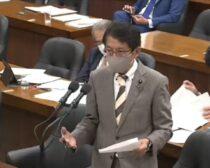 4月23日 環境委 参考人質疑