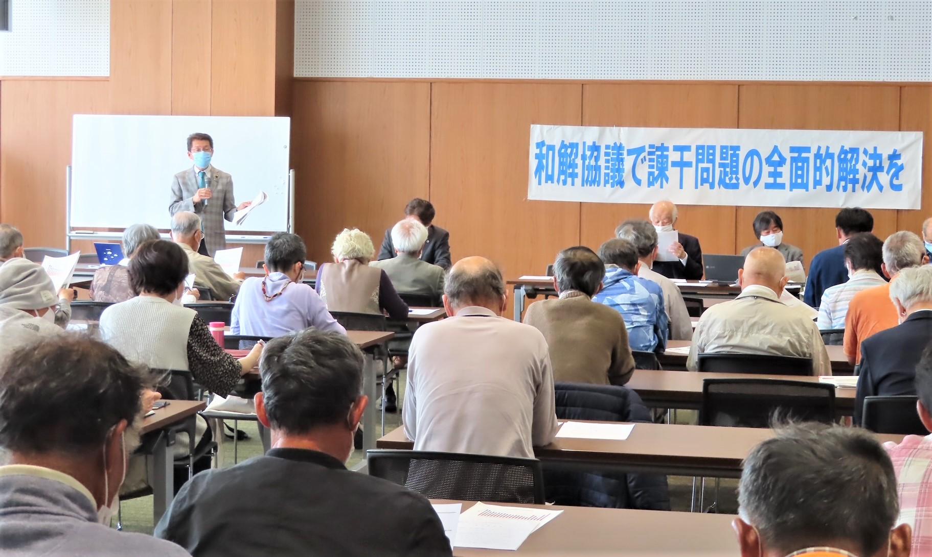 5月1日 有明県漁民の集い (1)